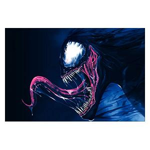 Venom. Размер: 45 х 30 см